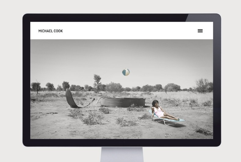Michael Cook – Website
